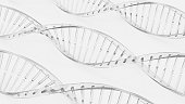 DNA, Helix Model, Helix, Genetic Research, Science