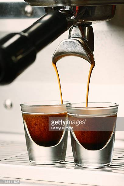 Double Shot of Espresso