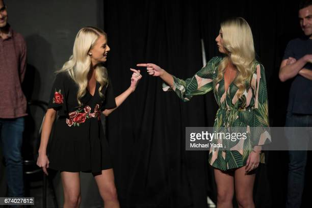 AFTER 'Double Trouble Part 1' As the twins continue their jobs as personal assistants for David Hasselhoff and work on their cheer skills Haley and...