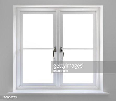 ダブルホワイトの窓、クリッピングパス