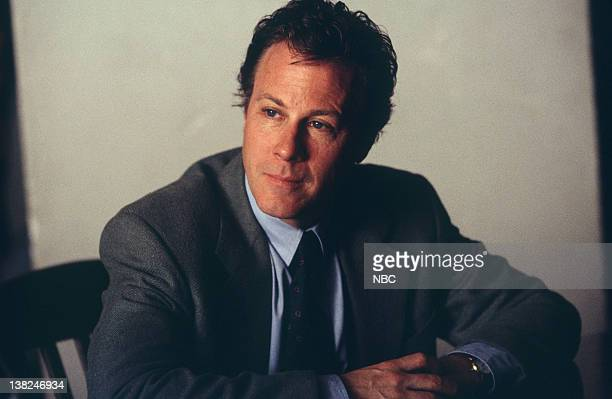 LAW ORDER 'Doubles' Episode 21 Air Date Pictured John Heard as Mitch Burke