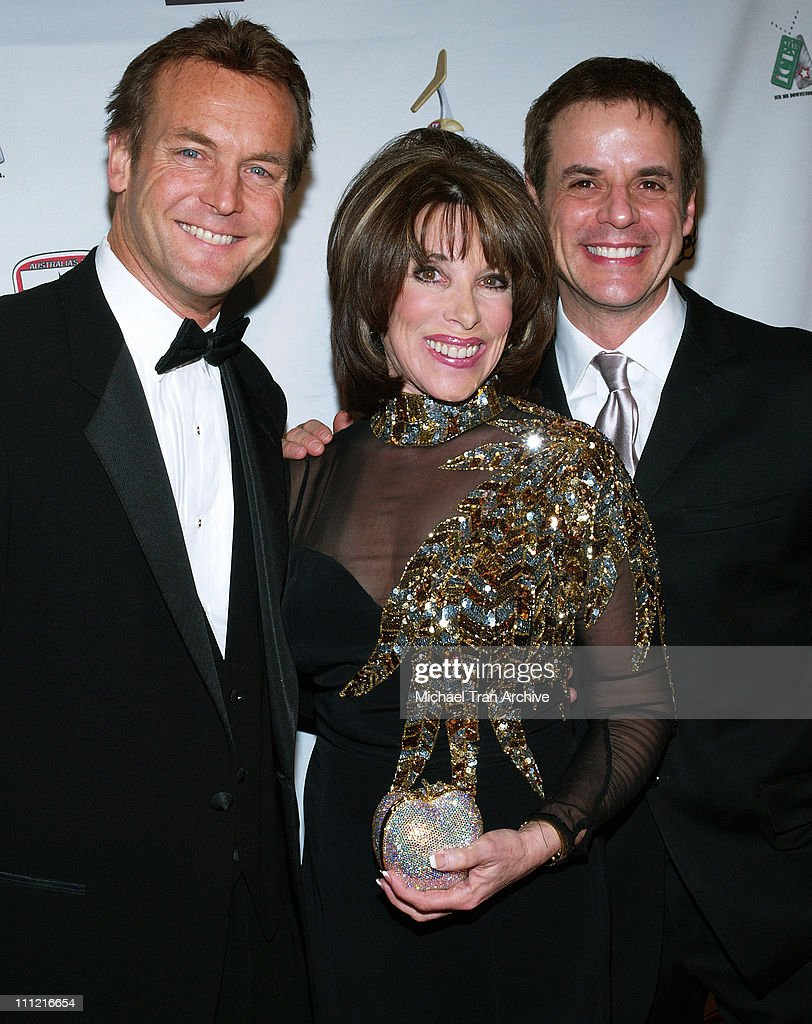 <a gi-track='captionPersonalityLinkClicked' href=/galleries/search?phrase=Doug+Davidson&family=editorial&specificpeople=775970 ng-click='$event.stopPropagation()'>Doug Davidson</a>, <a gi-track='captionPersonalityLinkClicked' href=/galleries/search?phrase=Kate+Linder&family=editorial&specificpeople=213145 ng-click='$event.stopPropagation()'>Kate Linder</a> and <a gi-track='captionPersonalityLinkClicked' href=/galleries/search?phrase=Christian+LeBlanc&family=editorial&specificpeople=624082 ng-click='$event.stopPropagation()'>Christian LeBlanc</a> during 4th Annual Golden Boomerang Awards - Arrivals at Four Seasons Hotel in Beverly Hills, California, United States.