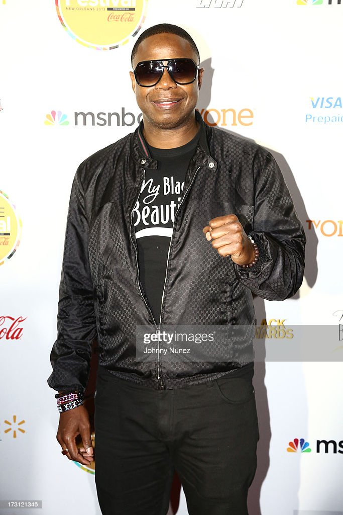 Doug E Fresh attends the 2013 Essence Festival at the Mercedes-Benz Superdome on July 7, 2013 in New Orleans, Louisiana.