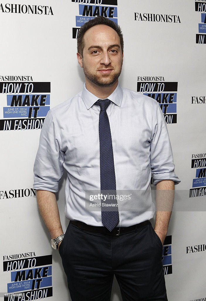 Doug Grinspan attends Fashionista.com Celebrates 'How To Make It In Fashion' Conference With VIP Party At The Skylark In New York, NY on June 26, 2014 in New York City.