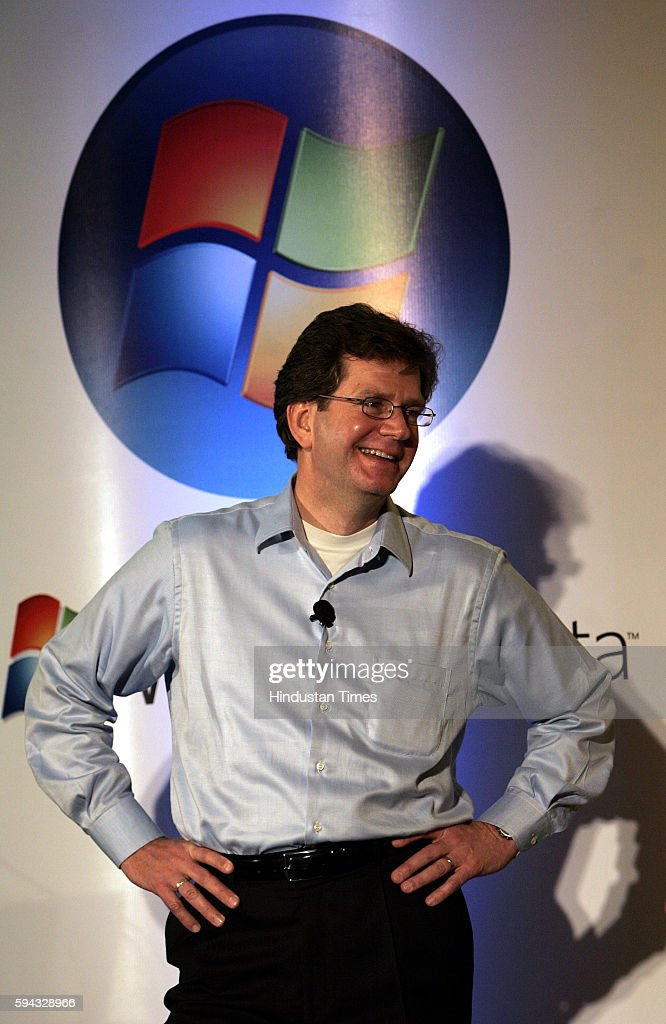 Doug Hauger Chief Operating Officer Microsoft India
