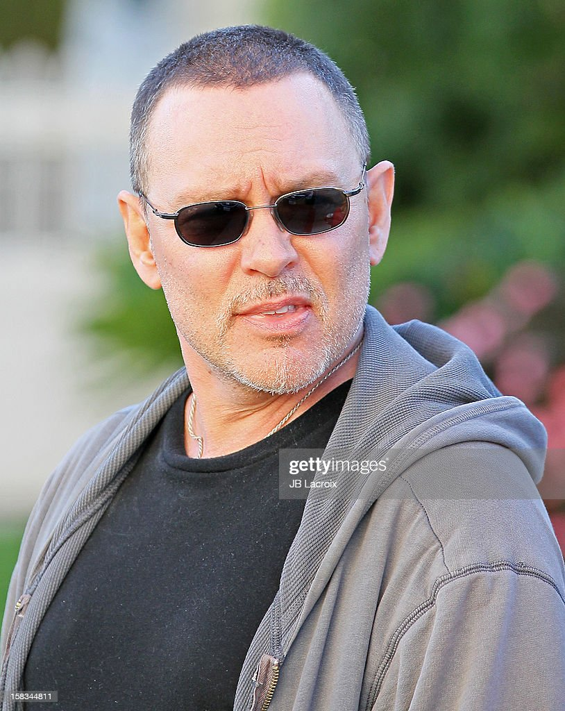 Doug Hutchinson is seen on December 13, 2012 in Los Angeles, California.