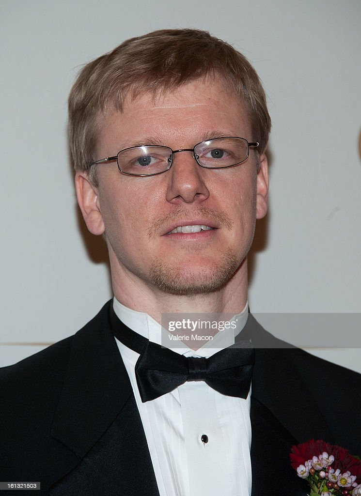 Doug James arrives at the Academy Of Motion Picture Arts And Sciences' Scientific & Technical Awards at Beverly Hills Hotel on February 9, 2013 in Beverly Hills, California.
