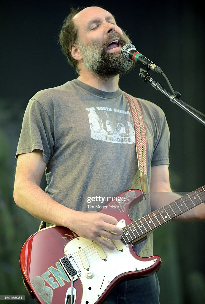 Doug Martsch of Built to Spill performs as part of the Day 1 of the Sasquatch! Music Festival at the Gorge Amphitheatre on May 24, 2013 in George, Washington.