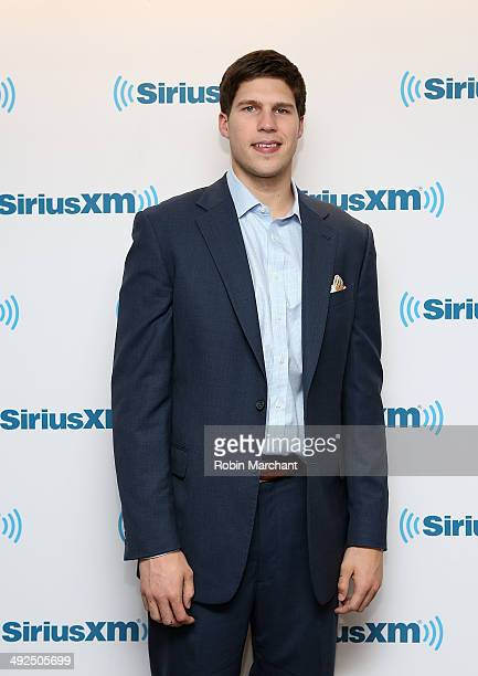 Doug McDermott visits at SiriusXM Studios on May 20 2014 in New York City