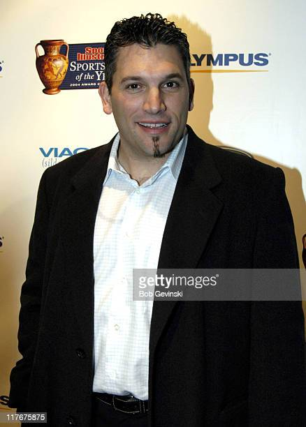 Doug Mirabelli during Sports Illustrated Sportsman of the Year Party Honoring The Boston Red Sox at Avalon in Boston Massachusetts United States