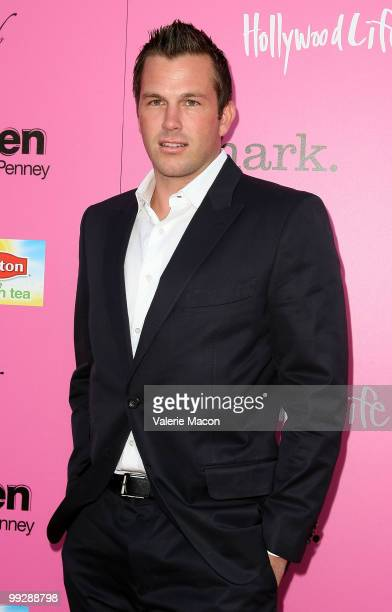 Doug Reinhardt arrives at the 12th Annual Young Hollywood Awards on May 13 2010 in Los Angeles California