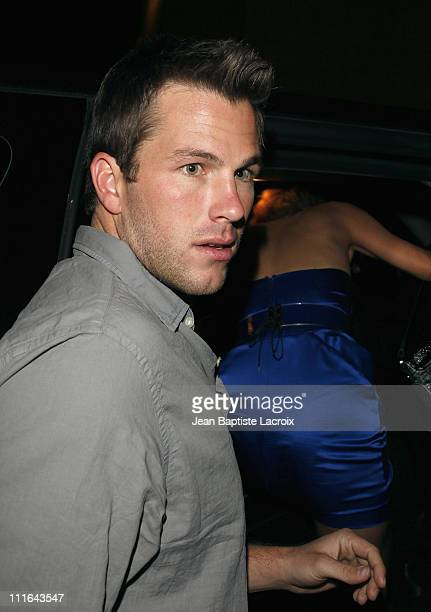 Doug Reinhardt sighting on March 19 2009 in Hollywood California