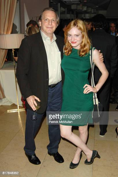 Doug Wick and Julia Wick attend Malcolm Gladwell And Lisa Eric Eisner Dinner in Celebration and Support of YES at The Sunset Tower on October 7 2010...