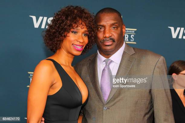 Doug Williams on the Red Carpet at the 2017 NFL Honors on February 04 at the Wortham Theater Center in Houston Texas