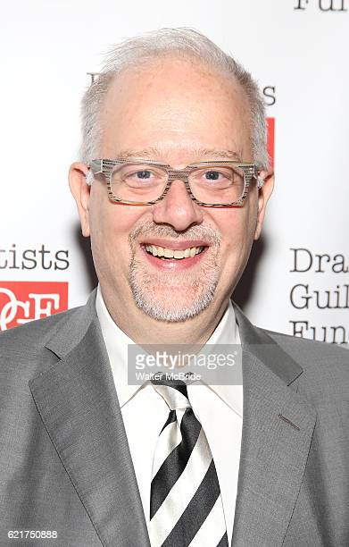 Doug Wright attends the Dramatists Guild Fund Gala 'Great Writers Thank Their Lucky Stars The Presidential Edition' at Gotham Hall on November 7 2016...