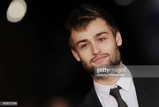 Douglas Booth attends 'Romeo And Juliet' Premiere during The 8th Rome Film Festival on November 11 2013 in Rome Italy