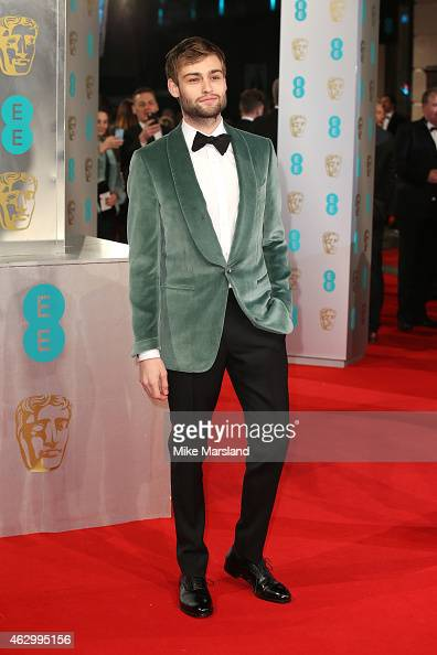 Douglas Booth attends the EE British Academy Film Awards at The Royal Opera House on February 8 2015 in London England