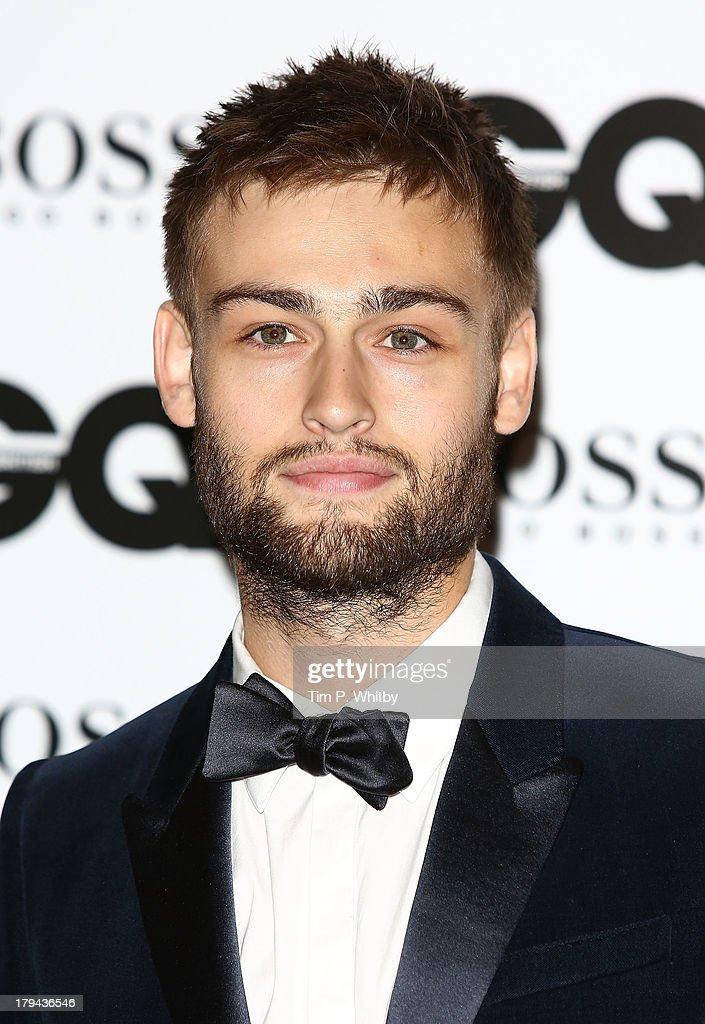 Douglas Booth attends the GQ Men of the Year awards at The Royal Opera House on September 3, 2013 in London, England.
