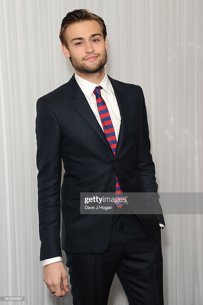 Douglas Booth attends the Jameson Empire Film Awards 2014 at The Grosvenor House Hotel on March 30, 2014 in London, England.