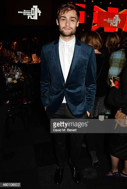 Douglas Booth attends The Moet British Independent Film Awards 2014 at Old Billingsgate Market on December 7 2014 in London England