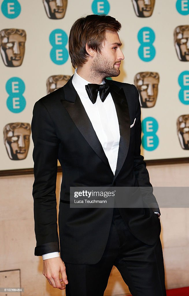 <a gi-track='captionPersonalityLinkClicked' href=/galleries/search?phrase=Douglas+Booth&family=editorial&specificpeople=6324411 ng-click='$event.stopPropagation()'>Douglas Booth</a> attends the official After Party Dinner for the EE British Academy Film Awards at The Grosvenor House Hotel on February 14, 2016 in London, England.
