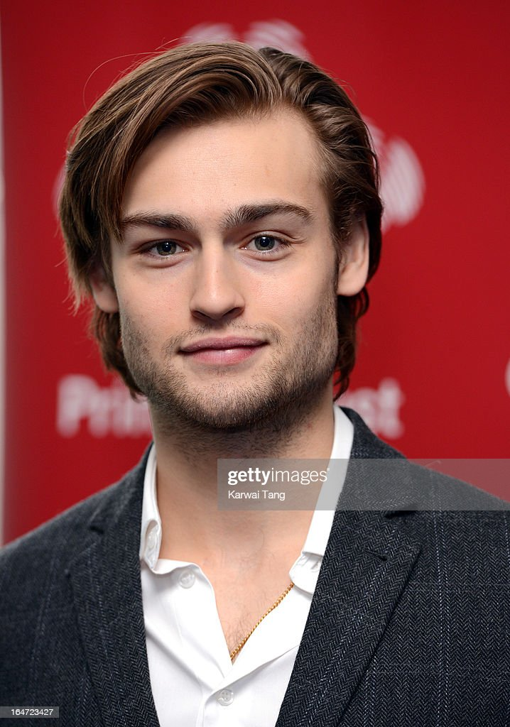 Douglas Booth attends the Prince's Trust Celebrate Success Awards at Odeon Leicester Square on March 26, 2013 in London, England.