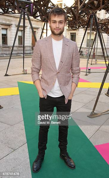 Douglas Booth attends the Royal Academy of Arts Summer Exhibition preview party at the Royal Academy of Arts on June 3 2015 in London England
