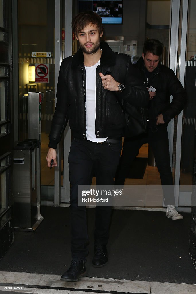 <a gi-track='captionPersonalityLinkClicked' href=/galleries/search?phrase=Douglas+Booth&family=editorial&specificpeople=6324411 ng-click='$event.stopPropagation()'>Douglas Booth</a> seen at BBC Radio 2 on February 8, 2016 in London, England.