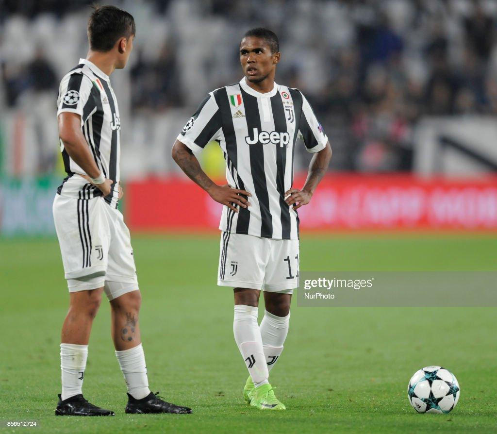 Juventus v Olympiacos UEFA Champions League 2017 2018