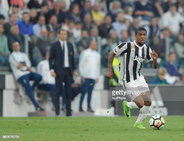 Douglas Costa De Souza of Juventus player during the match valid for Italian Football Championships Serie A 20172018 between FC Juventus and SS Lazio...