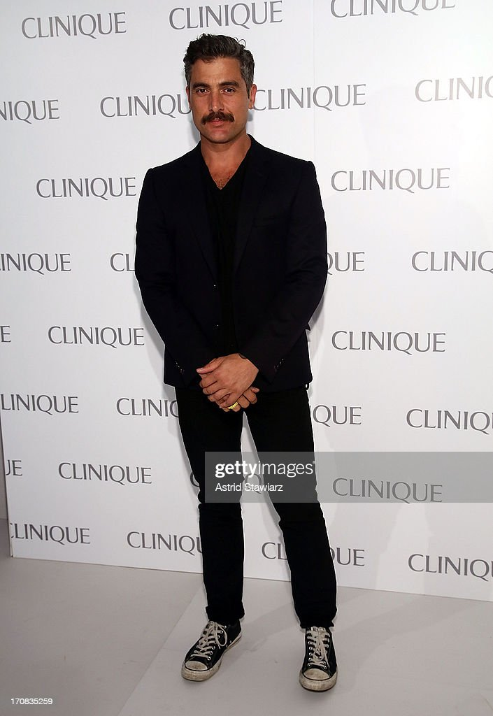 Douglas Friedman attends Dramatically Different Party Hosted By Clinique at 620 Loft & Garden on June 18, 2013 in New York City.