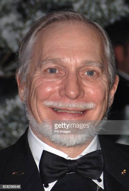 Douglas Gresham arrives for the postpremiere party following the Royal Film Performance World Premiere of 'The Chronicles Of Narnia' from Kensington...