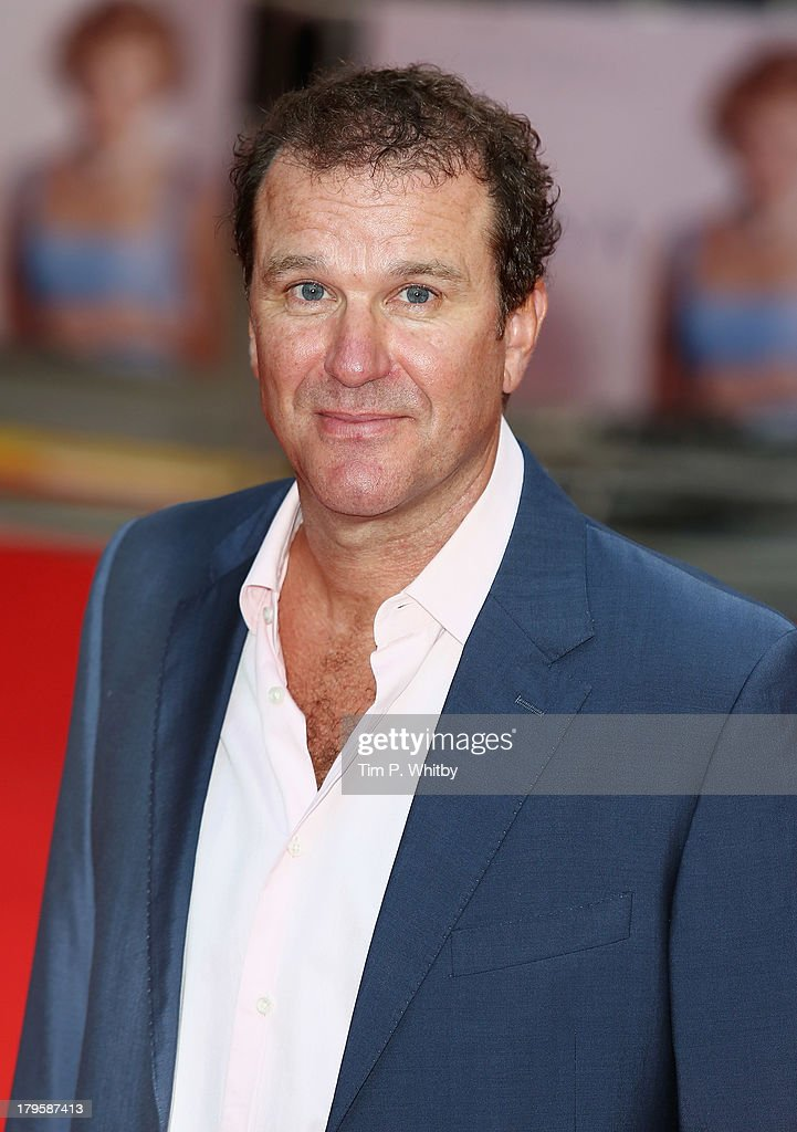Douglas Hodge attends the World Premiere of 'Diana' at Odeon Leicester Square on September 5, 2013 in London, England.
