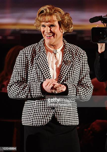 Douglas Hodge performs onstage during the 64th Annual Tony Awards at Radio City Music Hall on June 13 2010 in New York City
