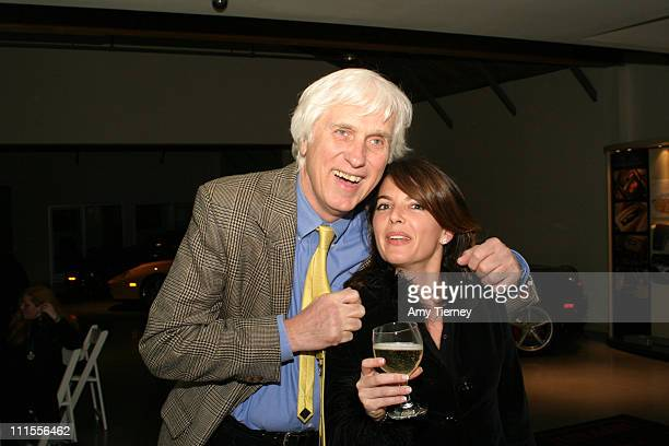Douglas Kirkland Carmen Piccini during 'Don't Tell' After Party at Ferarri Beverly Hills in Beverly Hills CA United States