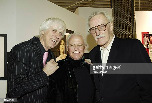 Douglas Kirkland Michael Childers and William Claxton