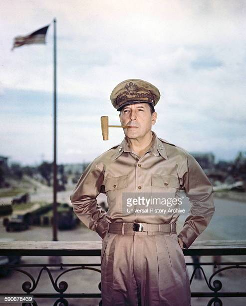 Douglas MacArthur was an American fivestar general and Field Marshal of the Philippine Army He was Chief of Staff of the United States Army during...