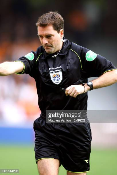 Douglas McDonald referee