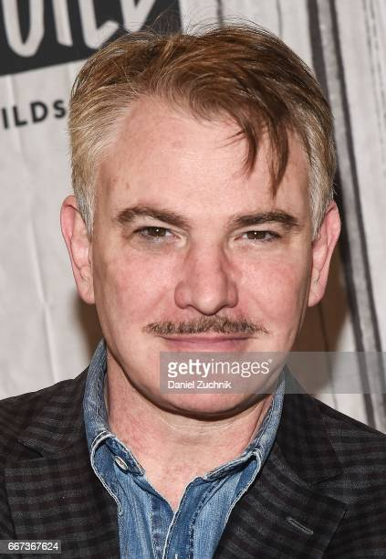 Douglas Sills attends the Build Series to discuss the broadway show 'War Paint' at Build Studio on April 11 2017 in New York City