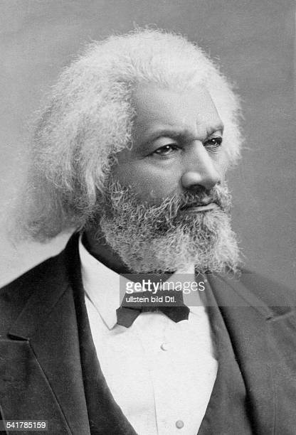 Douglass Frederick Abolitionist Author Diplomat USA*1817/1820021895nee Frederick Augustus Washington Bailey Published by 'Berliner Illustrirte...