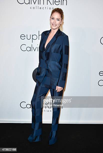 Doutzen Kroes attends IFP Calvin Klein Collection euphoria Calvin Klein celebrate Women in Film at the 68th Cannes Film Festival on May 18 2015 in...