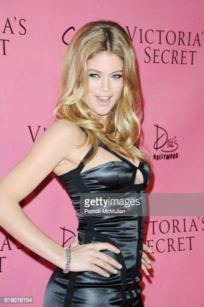 Doutzen Kroes attends VICTORIA'S SECRET SUPERMODELS CELEBRATE THE REVEAL OF THE 2010 WHAT IS SEXY LIST BOMBSHELL EDITION at Drai's on May 11 2010 in...
