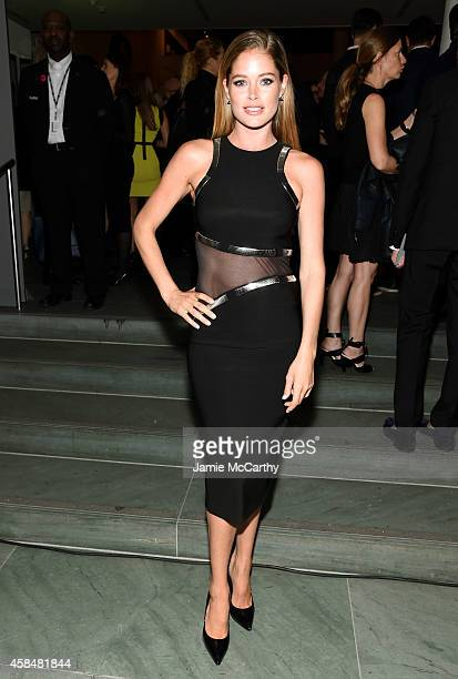 Doutzen Kroes attends WSJ Magazine 2014 Innovator Awards at Museum of Modern Art on November 5 2014 in New York City