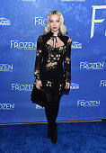 "LA Premiere Of ""Frozen"" At Hollywood Pantages Theatre"