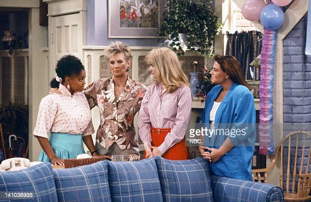 LIFE 'Down and Out in Malibu Part 2 ' Episode 2 Pictured Kim Fields as Dorothy 'Tootie' Ramsey Cloris Leachman as Beverly Ann Stickle Lisa Whelchel...