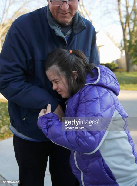 Down Syndrome Teenage Girl