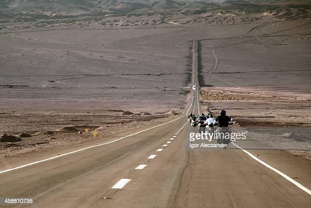 Down the Atacama Desert