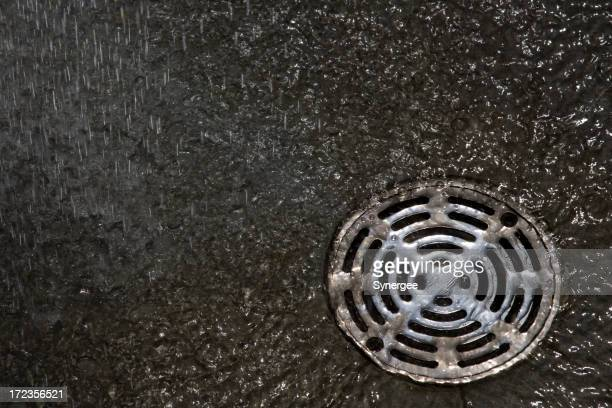 Down the drain-Expression anglo-saxonne