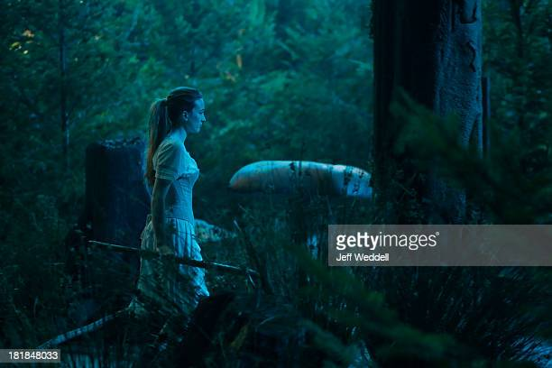 WONDERLAND 'Down the Rabbit Hole' Alice returns home to her father telling her that everyone thought she was dead Her imaginative stories about a...