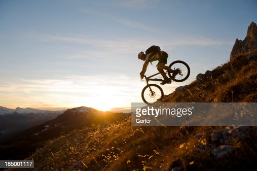 Downhill at super atmospheric